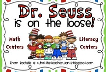 Dr. Suess Ideas / by Alexis Shawver