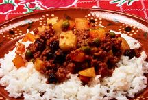Beef Recipes / Authentic Mexican beef recipes: barbacoa, shredded beef, beef tacos, birria, carne asada.