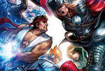 Capcom & SNK