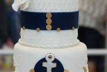 Свадьба. Морская тема. Морская тематика. / Wedding. Marine theme. The marine theme