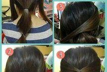 Hairstyles  / by Katy Zapletal