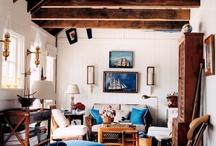 Beach House / Beach House Decor / by Cindy Hattersley Design/Rough Luxe Lifestyle Blog