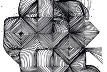 dibujos lineales