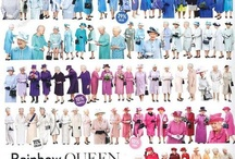 #royals / Because Queen Elizabeth is my idol and she and the Duchess of Cambridge are my ultimate style icons.