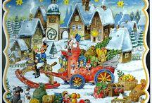 адвент календарь  advent calendar