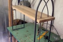 CREATIVE IRON work in progress / My blacksmith designig projects. In the progress