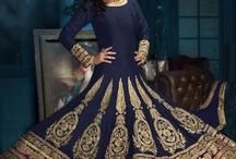 Designer Anarkali suits / Follow this Board for latest designer anarkali suits