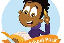 Back to School 2015 / It's back to school time - yay! Take a look at the fantastic resources we've got to celebrate going back to school! / by EducationCity