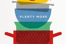 Cook book inspiration