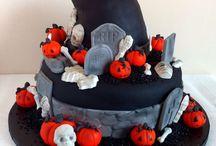 Tarta cementerio!! / memcakesandcookies.com