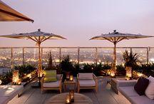 Rooftop terrace/ Balcony
