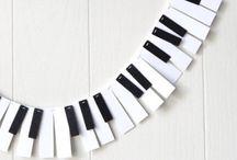 Piano synttärit