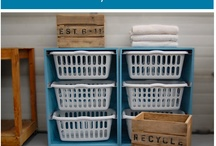 Laundry Room DIY