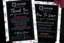 LuLaRoe Thank You Cards