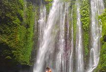 Chutes d'eau et cascades en Asie du Sud Est / Chutes d'eau, cascades, waterfalls en Asie du Sud Est