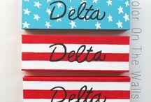 Delta Delta Delta <3 / All things Tri Delta! I know I basic
