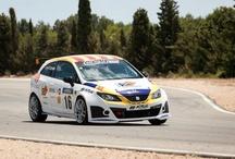 SEAT Ibiza SC Trophy in the catalan endurance championship
