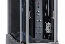 New Design Hydromassage Steam Shower Room ST-8835 / New Design Hydromassage Steam Shower Room ST-8835