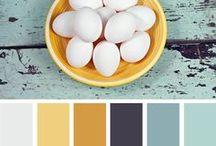 Kleuren woonkamer
