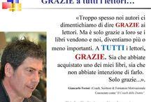 AUTOSTIMA & FRASI MOTIVAZIONALI / Frasi sull'Autostima e Motivazionali del coach toscano Giancarlo Fornei