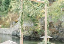 WEDDING - lakeside romantic