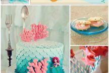 .mermaid party ideas.