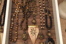 Anima Boho / Trova qui tutte le Inspirazione Boho per creare i tuoi gioielli ed oggeti di decorazioni rustici!