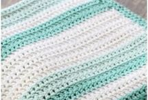 Afgan / Tunisian Crochet
