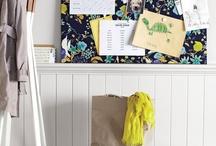 Mammas desk nook / by Kareen Trefry