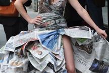 Wear Your Newspaper!