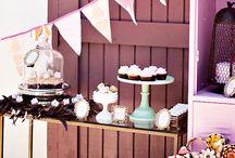 Party Ideas / by Jessica Mathews