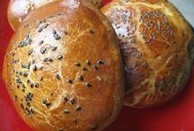 Bread / by Alisha Hardle