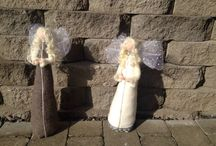 Angels and more / Handcrafts