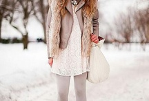 Winter & Christmas / Winter outfits inspiration, decor And more  / by Yolanda Saez