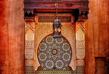 doors and mid. east influences