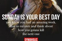 Fitness Fix / Title says it all. Fitness Is a Lifestyle. Get your daily Fitness Fix