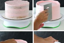 Tutorial Cake Decoration