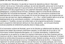 Revue de presse - 1er octobre 2014