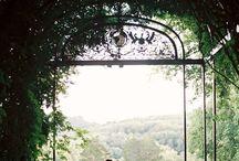 Garden style Wedding