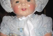 composition American doll from 1910