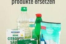 Hilfsmittel zum putzen