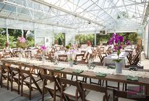 Southwood Garden Center / What a unique, sophisticated and gorgeous venue to have a wedding! You are completely surrounded by stunning greenery and exotic plants everywhere you look. This up and coming Tulsa venue is a  must see for Oklahoma brides looking for the perfect place to say I DO.