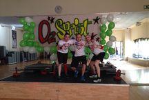 Spring Sprint O2 Centro Wellness / Spring Sprint 2015