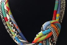 Beadwork / by Cheryl Frankfurth