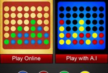 Four In A Row Online Prime / Four In A Row Game also known as Connect 4.  FREE on App Store: https://itunes.apple.com/us/app/four-in-a-row-online-prime/id1045909816?ls=1&mt=8