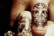 Tattoos / by Rlene Dixson