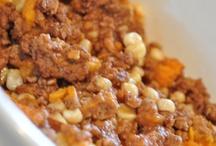 Gluten/casein free  / by Bekah Slavens