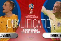 Prediksi Slovenia vs Inggris