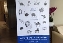 How to Spot a Dinosaur / or How to Survive and Thrive in the Workplace