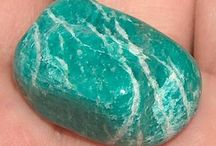 Crystals and Gemstones / Crystals and their magical and healing uses / by Hazel O'Connor